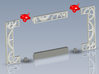 AC/DC Stage Prt#6 Stage Spacer 3d printed