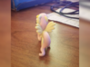 Fluttershy 1 Full Color - S2 3d printed