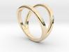 Split Ring Size 6 3d printed