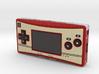 1:6 Nintendo Game Boy Micro (Famicom) 3d printed