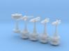 MicroFleet BSG Sampler (9pcs) 3d printed