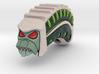 Transformers Prosecutor Part 1 - Head 3d printed