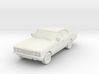 1:87 Cortina mk3 standard 4 door hollow 3d printed