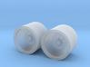 1/64 24.5 Puller Wheel Pair 3d printed
