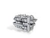 Deconstruction cubes 3d printed