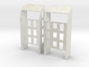 NVIM42 - City buildings 3d printed