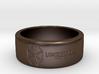 Umbrella corperation Ring 3d printed