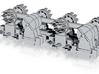 Dwarf B&O CPL-LowerSpdLamps-GndBrkt(6) - HO 87:1 S 3d printed