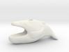 Hump whale flower pot 3d printed