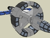 Odyssey-Class testbed 3d printed