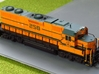 EMD Angled Air Filter Hatch (N - 1:160) 2X 3d printed Finished model by Joe Bee