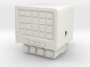 Custom Mettaton Inspired Lego 3d printed
