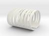 Bands Bracelet (Size S) 3d printed