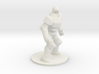Iron Golem 3d printed