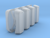 Large number boards for ALCO PA - HO scale 3d printed