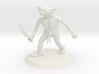 Goblin Ninja 3d printed