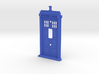 Tardis Light Switch Cover 3d printed