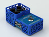 TC Electronic compact 4 knobs pedal cover 3d printed