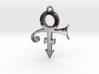 Prince Love Symbol Pendant (Small) 3d printed