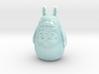 Porcelain Totoro 3d printed