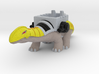 Rairyu TitanMaster Shell 3d printed