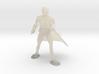 Drow Assassin 3d printed