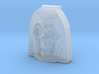 Skeletor Faceplate (Titans Return) 3d printed