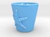 Starfish Shot Glass 3d printed