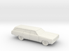 1/87 1968-70 Plymouth Satellite Station Wagon 3d printed