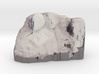 Mount Rushmore 3d printed