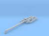 1/64 Diller Tank Nursey Boom Kit 3d printed