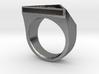 All Seeing Eye Ring 3d printed