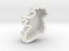 Ireland vase 3d printed