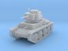 PV129B Stridsvagn m/41 (1/100) 3d printed