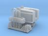 HMAS Swan 1-64 4.5 And Limbo. 3d printed