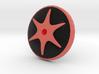 Embossed Shapeways Team - Supernova Soccer 3d printed