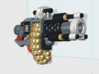 4x Mk1 Blackwatch Cannon w/Packs 3d printed