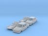 SET 2x Skoda 105/120 (TT 1:120) 3d printed