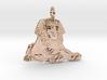 Sphinx Pendant 3d printed