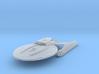 Luna Class Science Vessel 3d printed