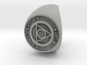 Esoteric Order Of Dagon Signet Ring Size 13.5 3d printed