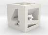 Photogrammatic Target Cube 4 3d printed
