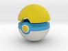Pokeball (Park) 3d printed