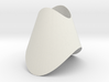 Pendant-ConeOvalCut 3d printed