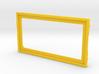 Stern Steel Apron Rule Card Surround 3d printed