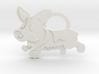 Corgi Keychain  3d printed