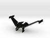 Romulan Winged Defender 3d printed