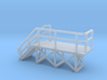 N Scale train crew platform #2 3d printed