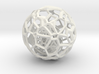 Sphere within a sphere within a sphere 3d printed