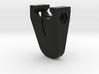 Mini handstop Picatinny  - metric 3d printed